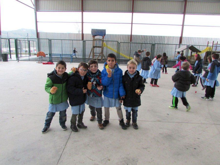 Día del maestro. Colegio Mater Dei