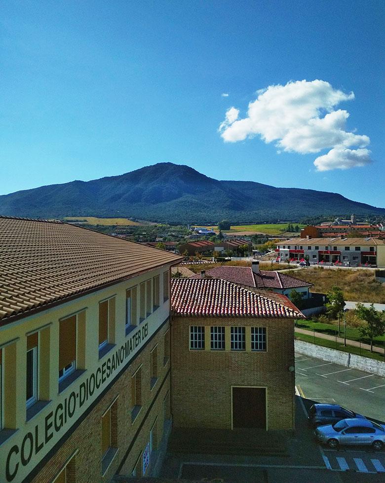 Historia colegio Mater Dei, Estella - Ayegui