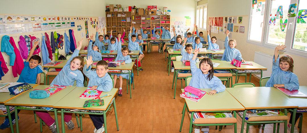 Proyecto educativo colegio Mater Dei, Ayegui - Estella