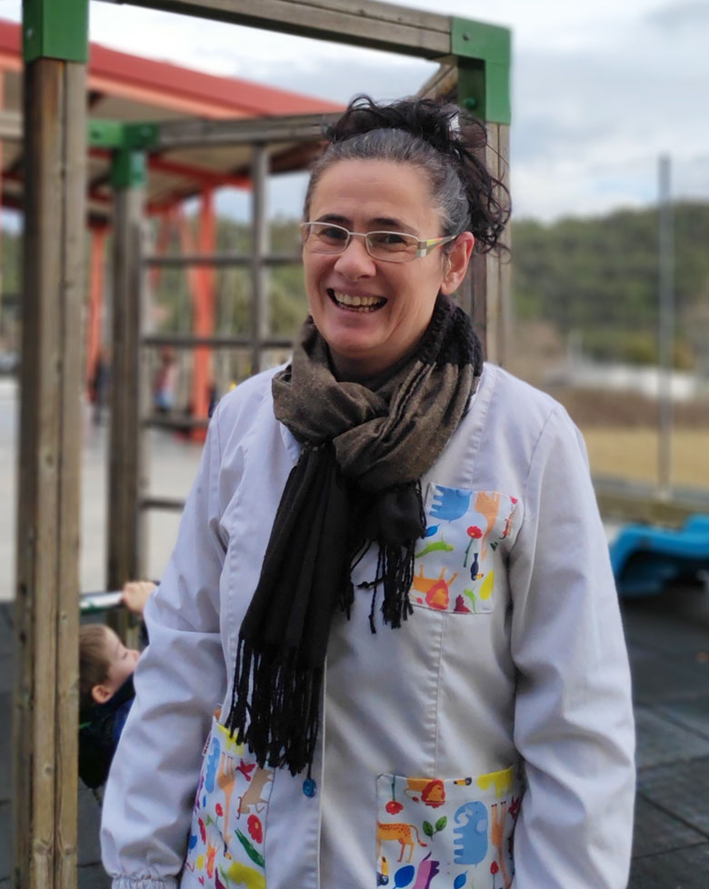 Batirtze Foriura, coordinadora de innovación colegio Mater Dei